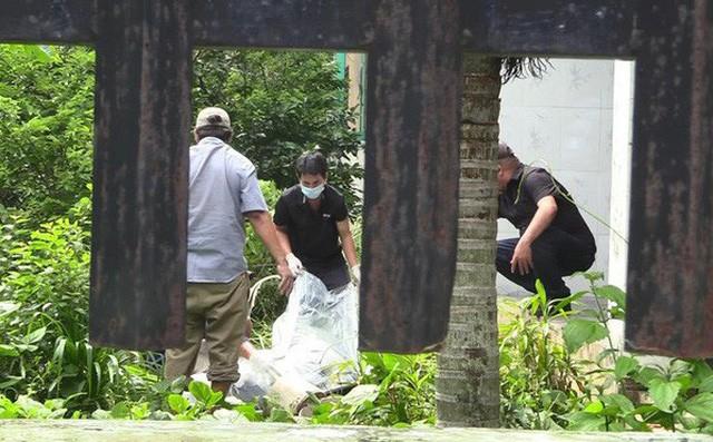 Cảnh sát tạm giữ 2 nghi phạm nữ liên quan vụ 2 thi thể trong khối bê tông, sau tố giác của người dân - Ảnh 2.