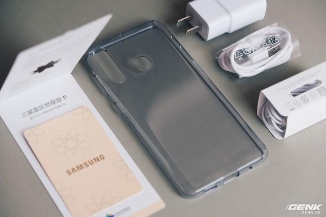 Trên tay Samsung Galaxy A60: Chiếc Galaxy A ngon-bổ-rẻ nhất mà Samsung không bán tại Việt Nam - Ảnh 2.