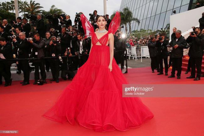 Không phải minh tinh Hollywood, dàn mỹ nhân châu Á sau đây mới thống trị thảm đỏ Cannes 2019: Trùm cuối là ai? - Ảnh 5.