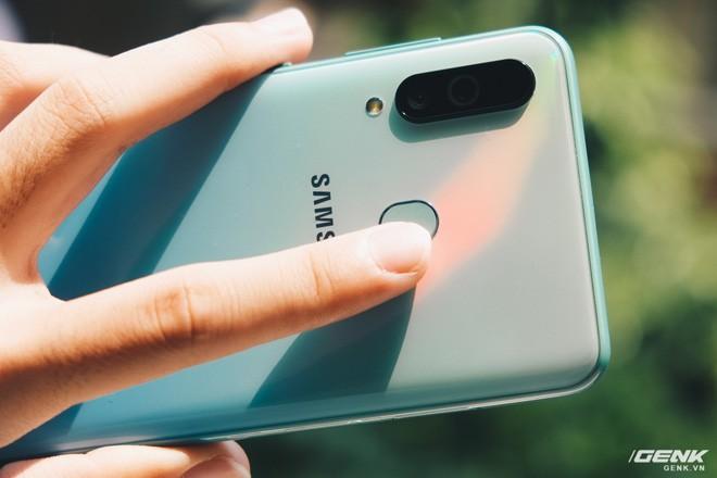 Trên tay Samsung Galaxy A60: Chiếc Galaxy A ngon-bổ-rẻ nhất mà Samsung không bán tại Việt Nam - Ảnh 8.