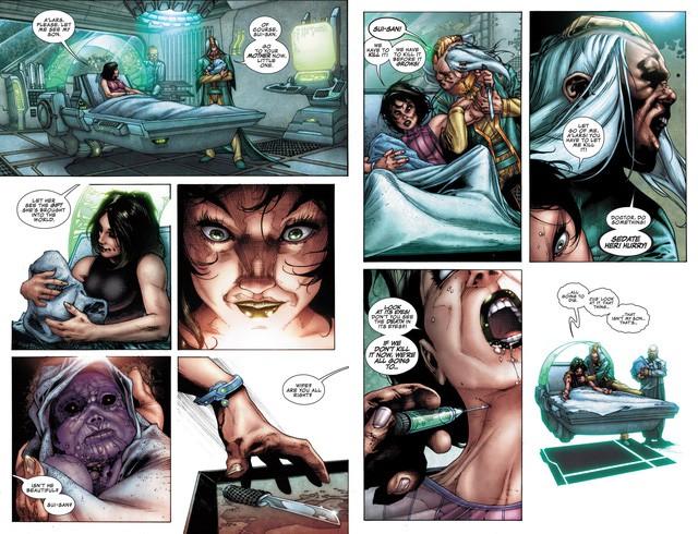 Thanos trong comics: Kẻ ác có lý tưởng hay là kẻ ham muốn giết chóc? - Ảnh 1.