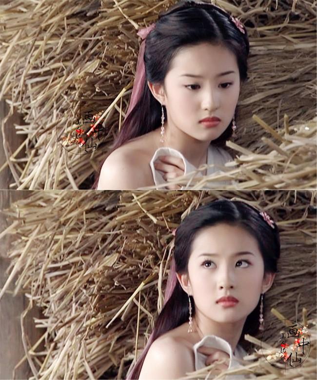 Nhân vụ nữ diễn viên 15 tuổi đóng phim 18+ gây sốc, fan đào lại cảnh cởi áo năm 16 tuổi của Lưu Diệc Phi - Ảnh 11.