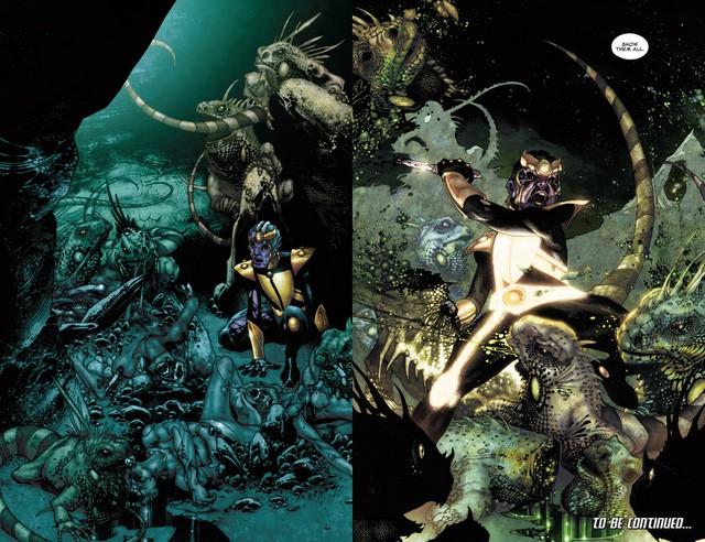 Thanos trong comics: Kẻ ác có lý tưởng hay là kẻ ham muốn giết chóc? - Ảnh 3.