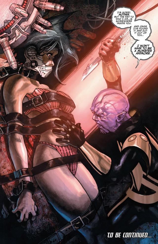 Thanos trong comics: Kẻ ác có lý tưởng hay là kẻ ham muốn giết chóc? - Ảnh 4.