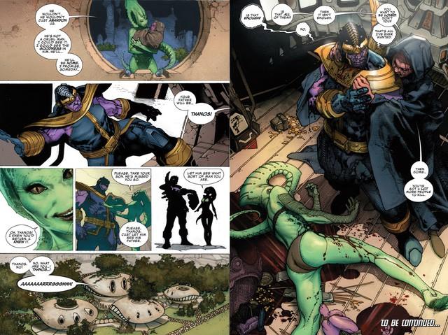 Thanos trong comics: Kẻ ác có lý tưởng hay là kẻ ham muốn giết chóc? - Ảnh 5.