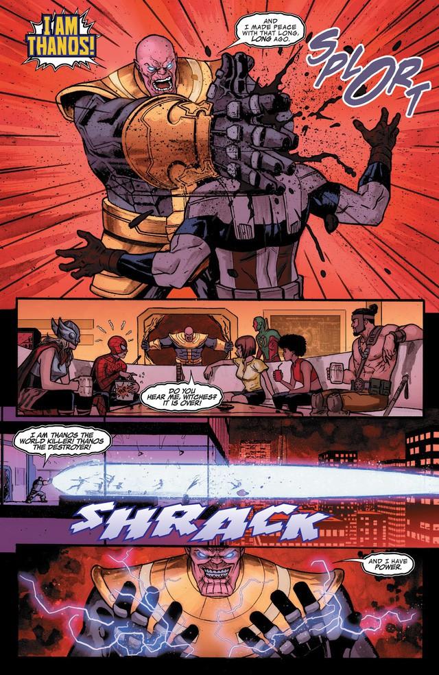 Thanos trong comics: Kẻ ác có lý tưởng hay là kẻ ham muốn giết chóc? - Ảnh 6.