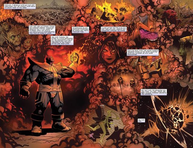 Thanos trong comics: Kẻ ác có lý tưởng hay là kẻ ham muốn giết chóc? - Ảnh 7.
