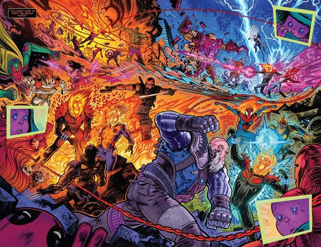 Thanos trong comics: Kẻ ác có lý tưởng hay là kẻ ham muốn giết chóc? - Ảnh 9.
