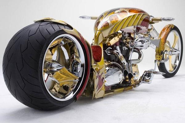 10 chiếc xe máy đắt nhất trên thế giới - Ảnh 13.