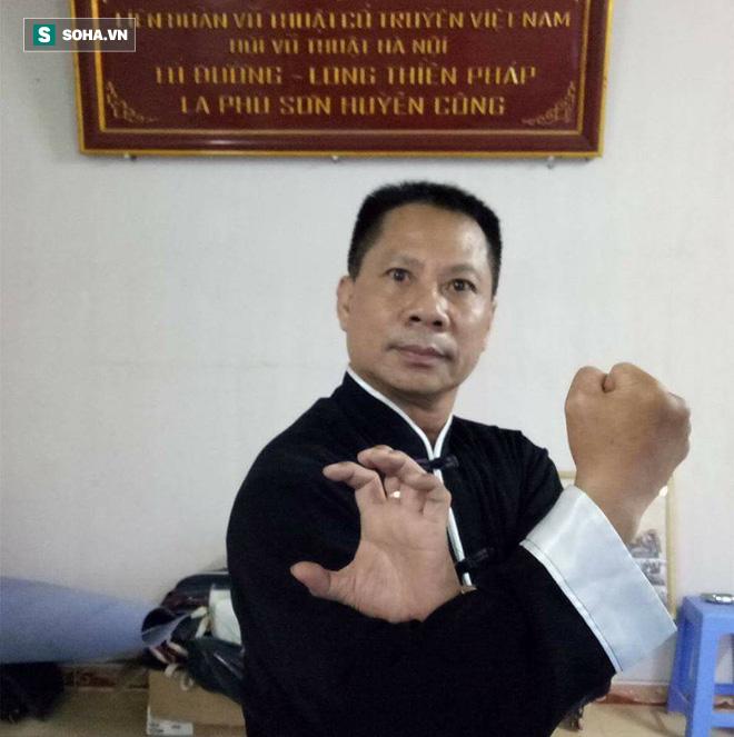 Chưởng môn võ Việt bóc mẽ lý do ẩn sâu khiến võ sư Vịnh Xuân thua ê chề trước Từ Hiểu Đông - Ảnh 2.