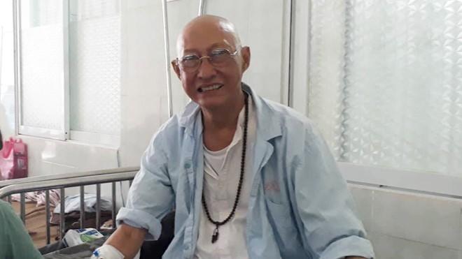 Xúc động với di nguyện của nghệ sĩ Anh Vũ dành cho nghệ sĩ Lê Bình trước khi mất - Ảnh 2.