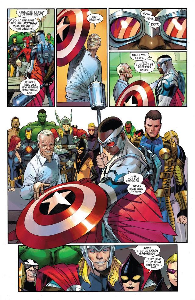 Avengers: Endgame - Lý giải nguồn gốc câu nói Hail Hydra của Captain America khiến khán giả vỗ tay rầm rầm - Ảnh 1.