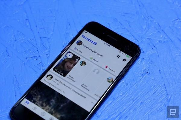 Cận cảnh giao diện mới của Facebook: Tưởng không đẹp mà đẹp không tưởng - Ảnh 2.