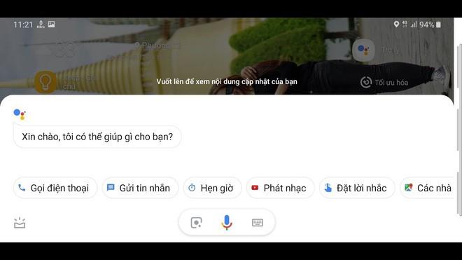 Trợ lý ảo Google Assistant chính thức hỗ trợ tiếng Việt - Ảnh 1.