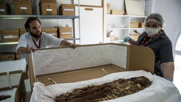 Ngạc nhiên chưa? Ai Cập không phải là nơi có những xác ướp cổ nhất trên thế giới! - Ảnh 14.