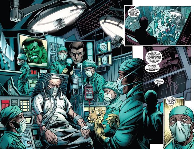Không chỉ khỏe, nhân dạng Doc Green của Hulk trong Avengers: Endgame còn sở hữu trí thông minh tuyệt đỉnh - Ảnh 3.