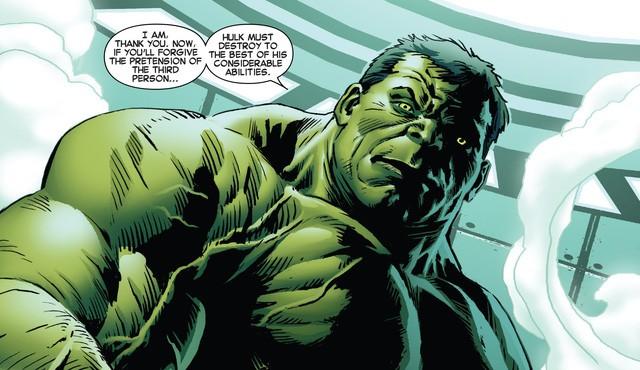 Không chỉ khỏe, nhân dạng Doc Green của Hulk trong Avengers: Endgame còn sở hữu trí thông minh tuyệt đỉnh - Ảnh 4.