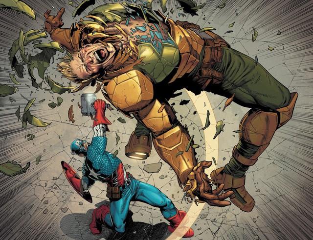 Avengers: Endgame - Lý giải nguồn gốc câu nói Hail Hydra của Captain America khiến khán giả vỗ tay rầm rầm - Ảnh 6.