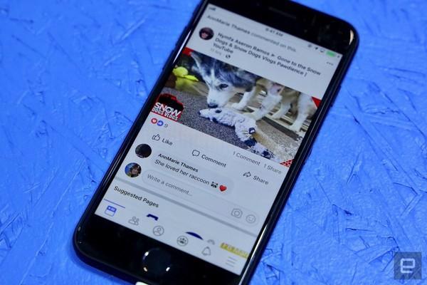 Cận cảnh giao diện mới của Facebook: Tưởng không đẹp mà đẹp không tưởng - Ảnh 6.
