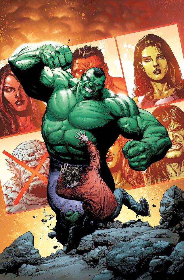 Không chỉ khỏe, nhân dạng Doc Green của Hulk trong Avengers: Endgame còn sở hữu trí thông minh tuyệt đỉnh - Ảnh 6.