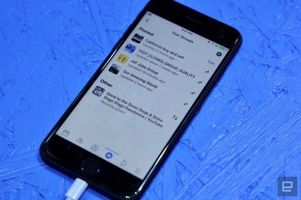 Cận cảnh giao diện mới của Facebook: Tưởng không đẹp mà đẹp không tưởng - Ảnh 9.