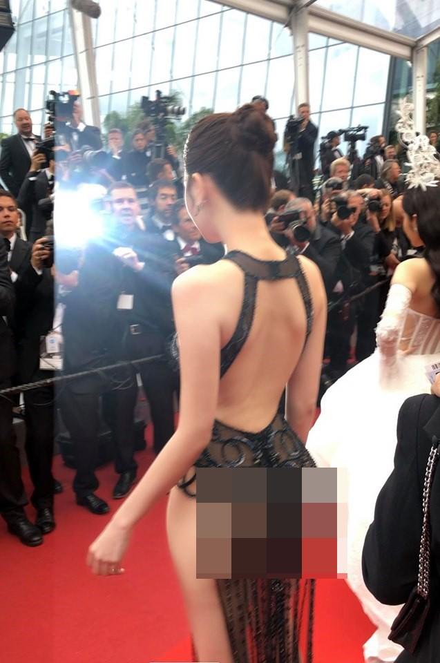 Khắc Tiệp tung bằng chứng Ngọc Trinh không bị ngó lơ tại Cannes - Ảnh 4.