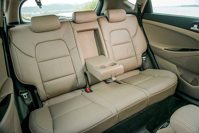 Tăng giá 50 triệu đồng so với bản cũ, Hyundai Tucson 2019 có gì? - Ảnh 6.