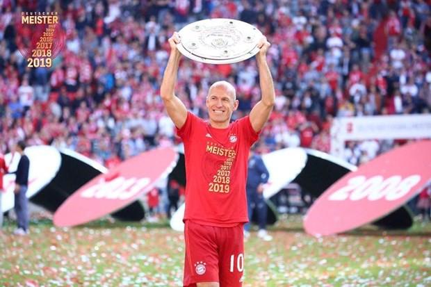 Ribéry, Robben và những kỷ lục ấn tượng của Bayern Munich - Ảnh 2.