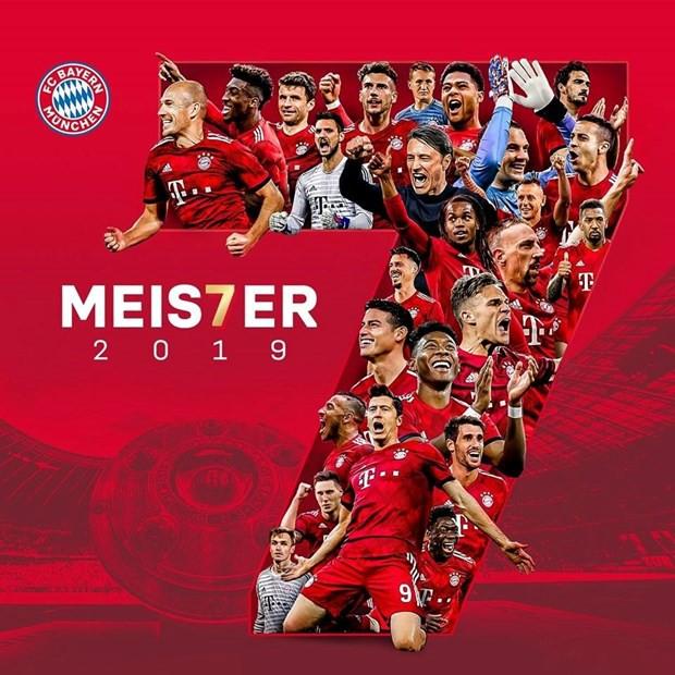 Ribéry, Robben và những kỷ lục ấn tượng của Bayern Munich - Ảnh 4.