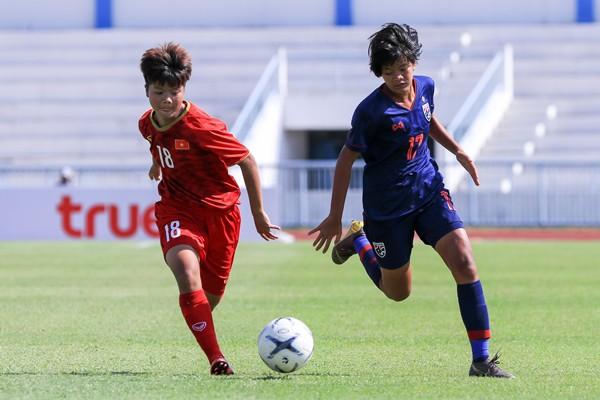 Thua Thái Lan, Việt Nam tuột mất huy chương vàng - Ảnh 1.