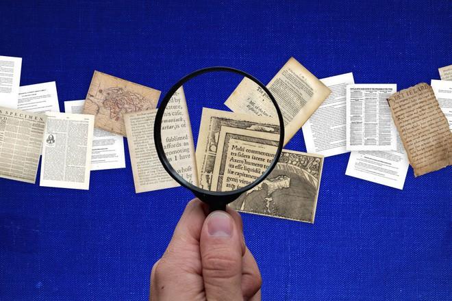 Thám tử phông chữ: Chuyên phá án, lật tẩy tài liệu giả nhờ nhìn vào font trên giấy tờ - Ảnh 2.
