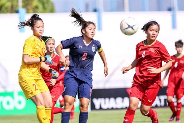 Thua Thái Lan, Việt Nam tuột mất huy chương vàng - Ảnh 3.