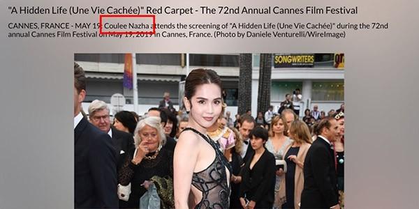 Gây tranh cãi vì trang phục táo bạo trên thảm đỏ, Ngọc Trinh đến LHP Cannes bằng cách nào? - Ảnh 3.