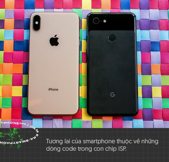 Quên số chấm, cảm biến hay ống kính đi, vì tương lai nhiếp ảnh smartphone phải là những dòng code - Ảnh 37.