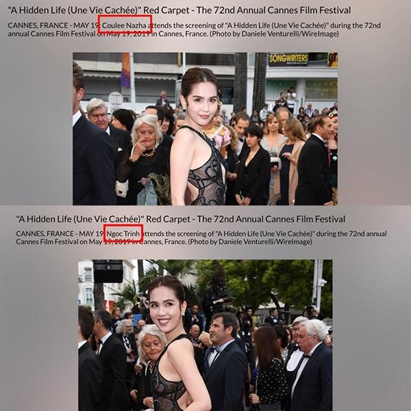 Ngọc Trinh mặc như không mặc xuất hiện tại thảm đỏ Cannes 2019 và phản ứng của cư dân mạng - Ảnh 3.