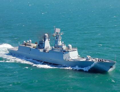 Trung Quốc nhiều chiến hạm hơn Mỹ, nhưng tất cả chỉ có vậy! - Ảnh 3.