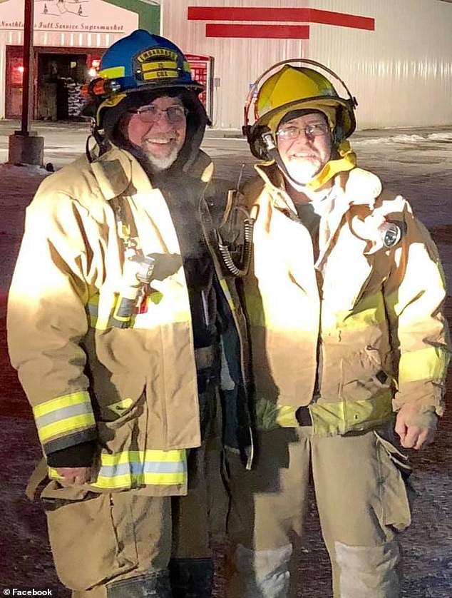 Cứu  sống một bé gái, 2 năm sau, viên lính cứu hỏa nhận được thứ anh không thể ngờ đến - Ảnh 1.
