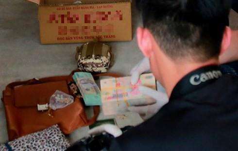 Vụ 2 thi thể giấu trong thùng bê tông: Vai trò của bà trùm Phạm Thị Thiên Hà - Ảnh 4.