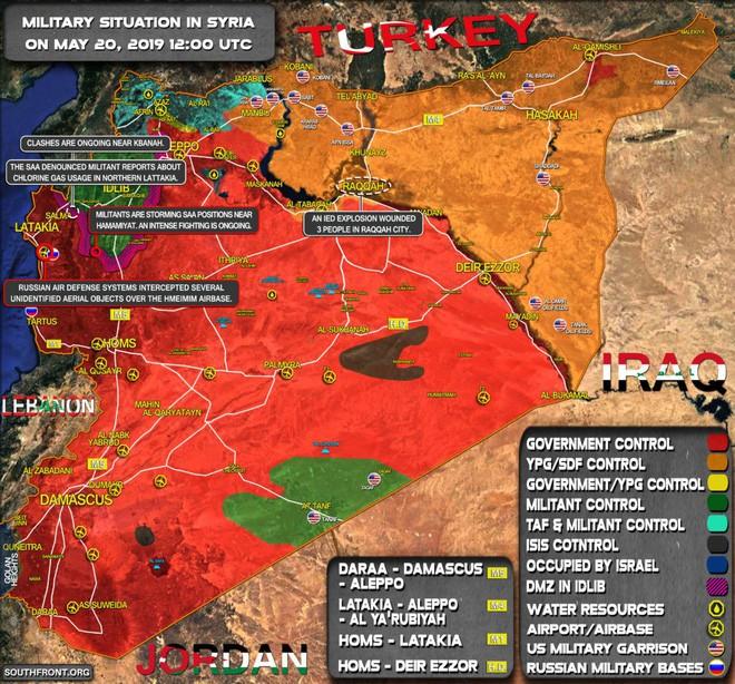 Phiến quân phản kích, hàng đàn xe bom tự sát xông lên - QĐ Syria thua nặng ở Kabani - Ảnh 8.