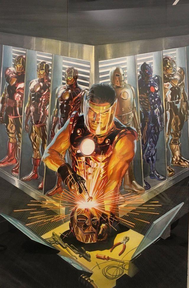 Comics Marvel: 10 siêu anh hùng thông minh nhất vũ trụ, Iron Man chỉ xếp thứ 9 - Ảnh 2.