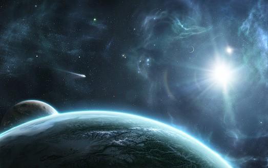 Giả thuyết về hành tinh Kolob: Cội nguồn sức mạnh của vũ trụ - Ảnh 2.