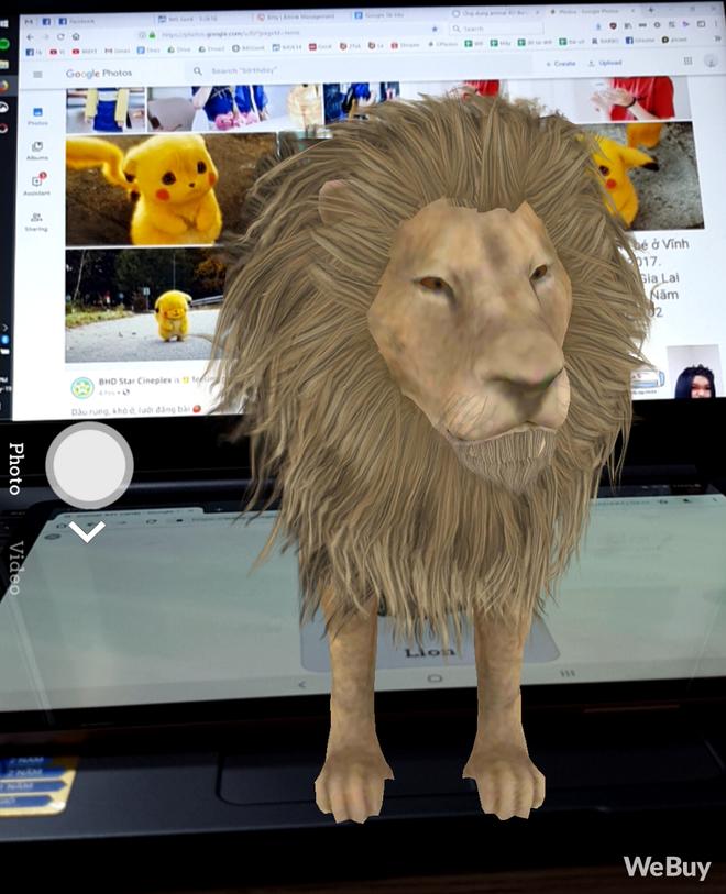 Chơi thử vườn thú ảo Animal 4D+ đang hot: Tưởng là trò trẻ con mà người lớn cũng tò mò muốn nghịch - Ảnh 2.