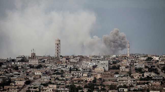 Lo ngại cuộc chơi Syria thay đổi, Nga bật đèn xanh tấn công Idlib dằn mặt Thổ Nhĩ Kỳ? - Ảnh 1.