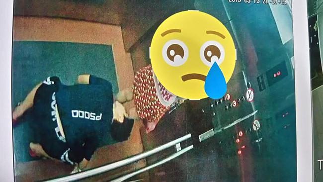 Quy Nhơn: Xuất hiện k.ẻ b.iến th.ái quỳ xuống trong thang máy để nhìn bên trong váy của bé gái - Ảnh 3.