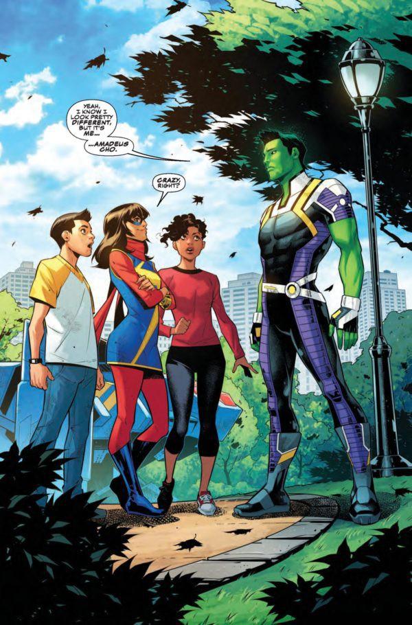 Comics Marvel: 10 siêu anh hùng thông minh nhất vũ trụ, Iron Man chỉ xếp thứ 9 - Ảnh 5.