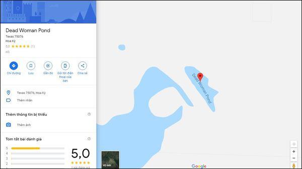 10 địa danh kinh khủng trên Google Maps mà bạn không nên ghé qua - Ảnh 6.