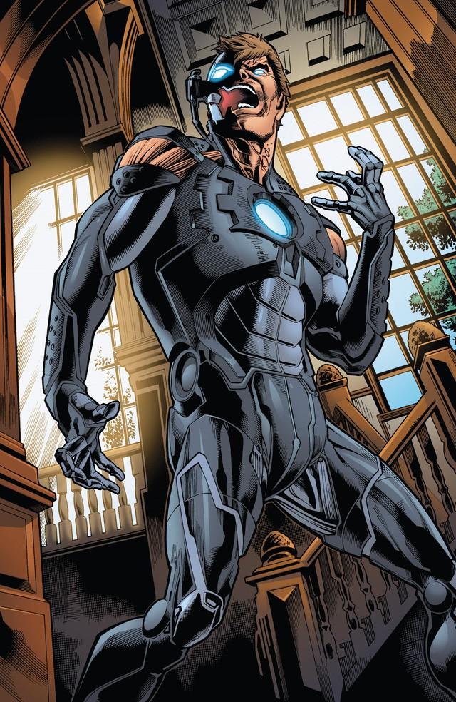 Comics Marvel: 10 siêu anh hùng thông minh nhất vũ trụ, Iron Man chỉ xếp thứ 9 - Ảnh 7.