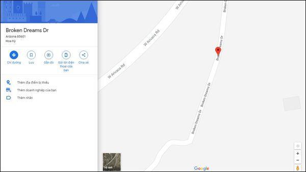 10 địa danh kinh khủng trên Google Maps mà bạn không nên ghé qua - Ảnh 9.