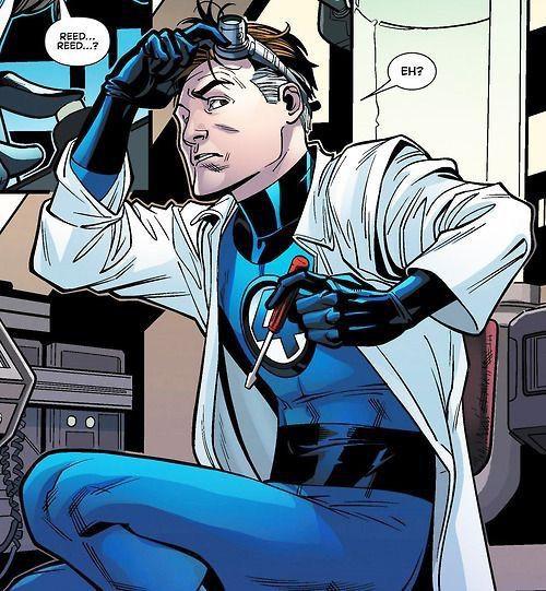 Comics Marvel: 10 siêu anh hùng thông minh nhất vũ trụ, Iron Man chỉ xếp thứ 9 - Ảnh 10.