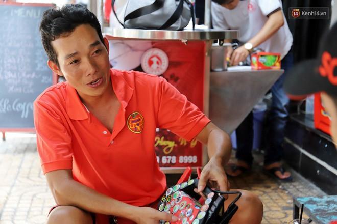 Chuyện người chiến sỹ CSGT được anh em tài xế Sài Gòn gọi bằng cái tên thân mật: Anh Đạt kích bình, cứ gọi là có - Ảnh 10.